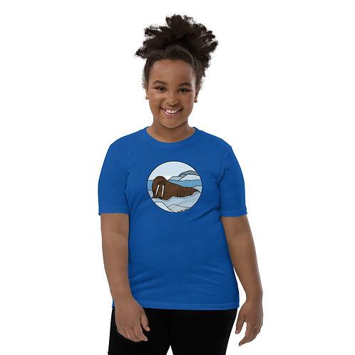 Youth Short Sleeve T-Shirt - Walrus