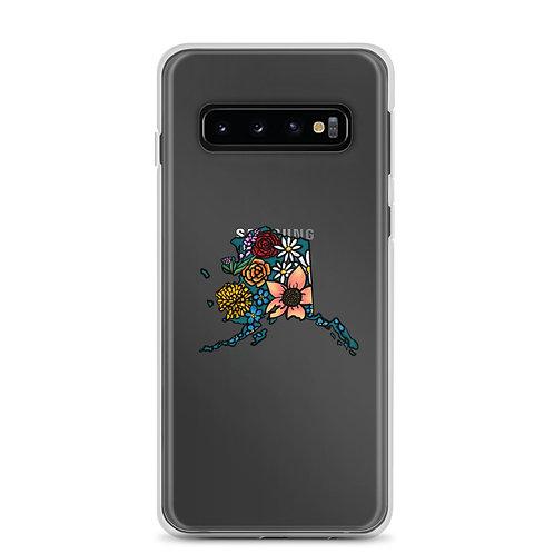 Samsung Case - Flowered Alaska