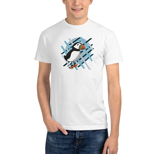 Unisex Sustainable T-Shirt - AK Puffin