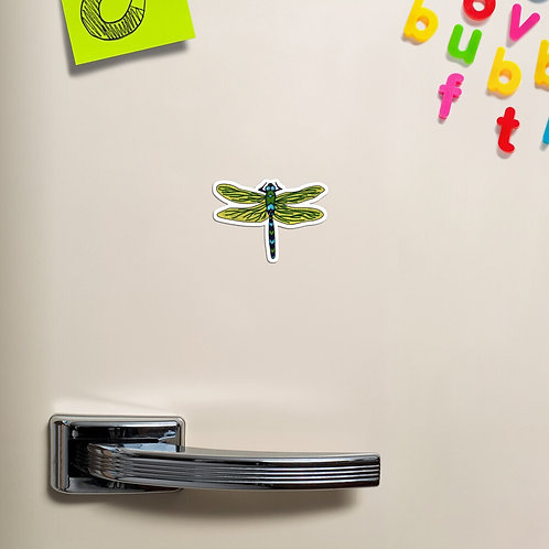 Magnet - Dotted Dragon Fly