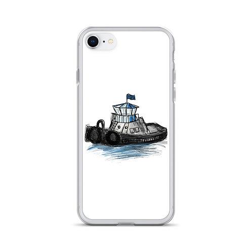 iPhone Case - Tug Boat