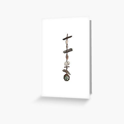 Greeting Card - Nautical Wall Hanging