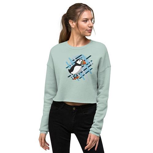 Crop Sweatshirt - AK Puffin
