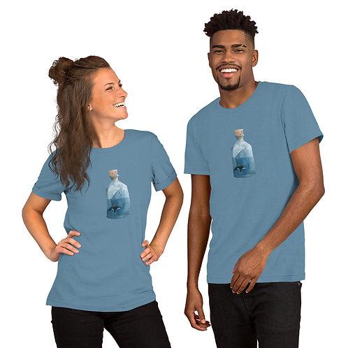 Short-Sleeve Unisex T-Shirt - Bottled Glacier