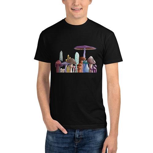 Unisex Sustainable T-Shirt - Mushrooms