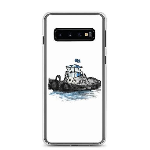 Samsung Case - Tug Boat