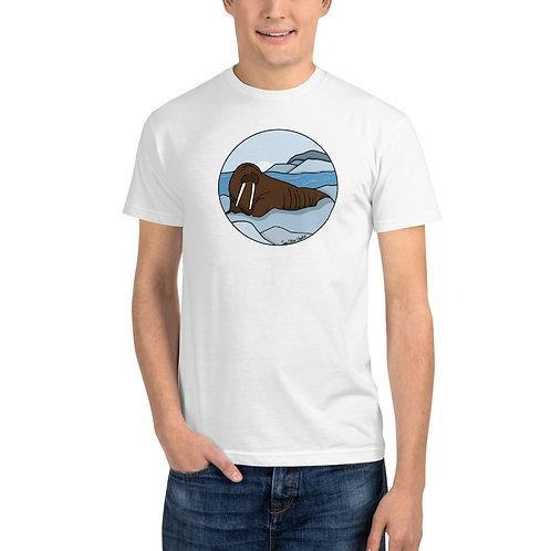 Unisex Sustainable T-Shirt - Walrus