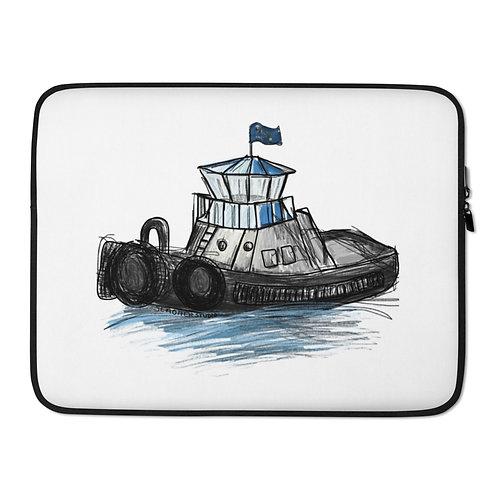Laptop Sleeve - Tug Boat
