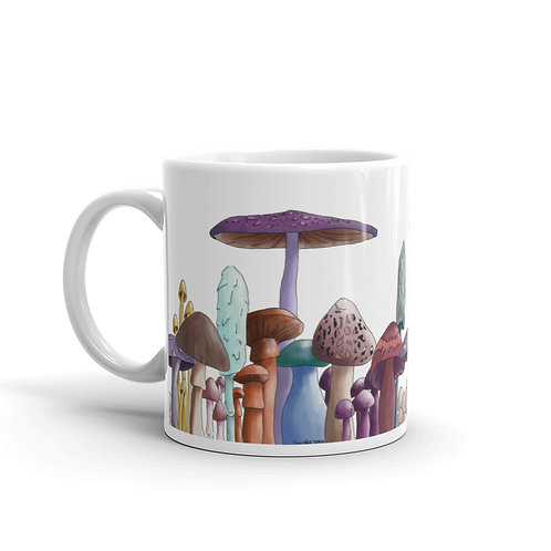 Mug - Mushrooms