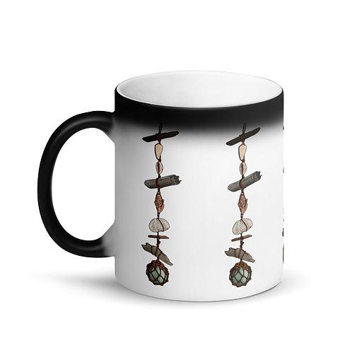 Matte Black Magic Mug - Wall Hanging