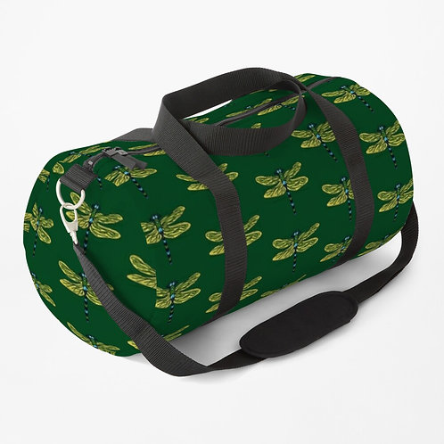 Duffle Bag - Dotted Dragon Fly