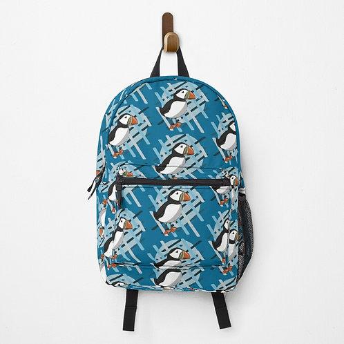 Backpack - AK Puffin