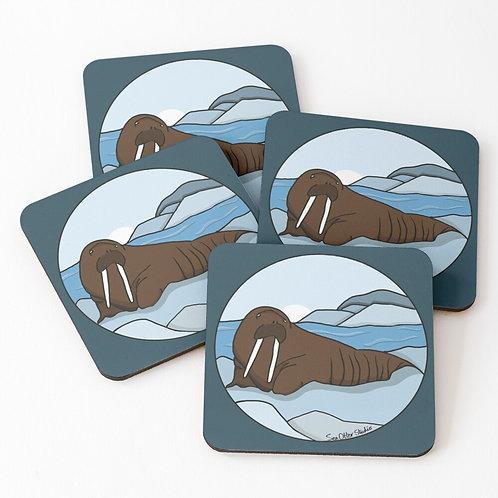 Coasters - Walrus