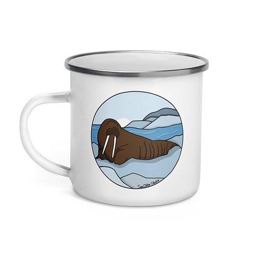 Enamel Mug - Walrus