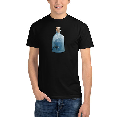 Unisex Sustainable T-Shirt - Bottled Glacier