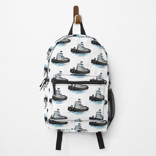 Backpack - Tug Boat
