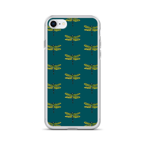 iPhone Case - Dotted Dragonfly