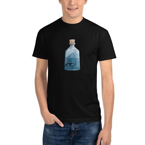 Unisex Sustainable T-Shirt - Bottled Glacier