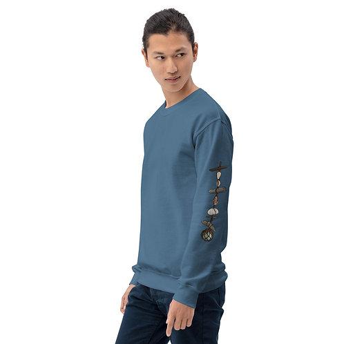 Unisex Sweatshirt - Wall Hanging