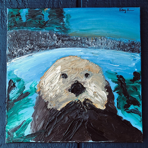 Nibblin' Sea Otter