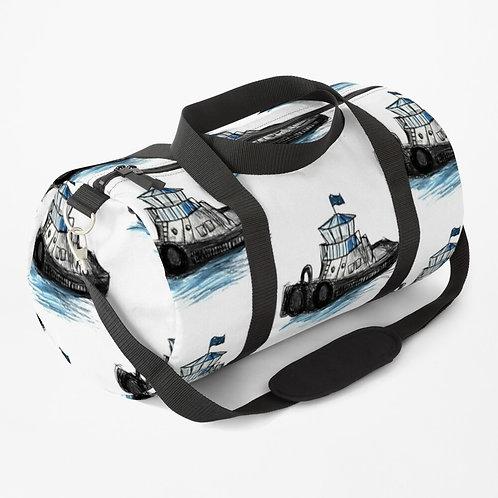 Duffle Bag - Tug Boat