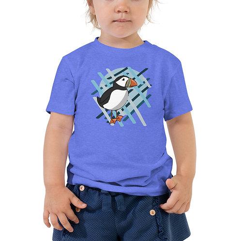 Toddler Short Sleeve Tee - AK Puffin