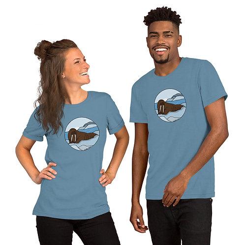 Short-Sleeve Unisex T-Shirt - Walrus