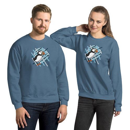 Unisex Sweatshirt - AK Puffin