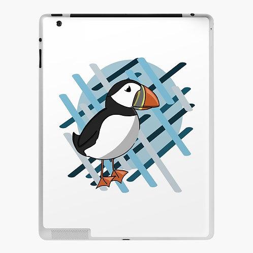 iPad Skin - AK Puffin
