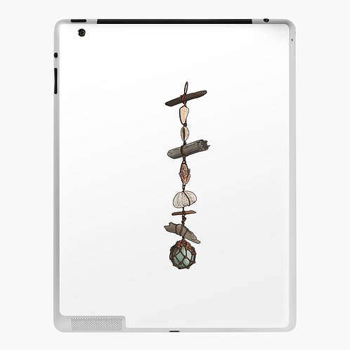 iPad Skin - Nautical Wall Hanging