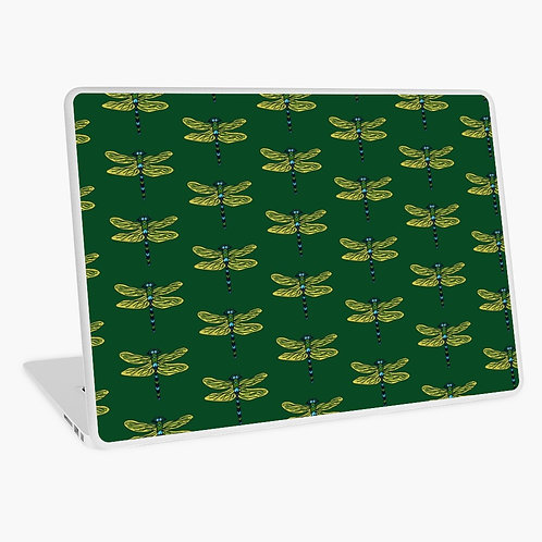 Laptop Skin - Dotted Dragon Fly