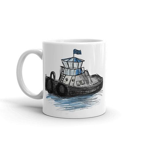 Mug - Tug Boat