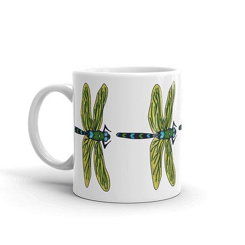 Mug - Dotted Dragonfly