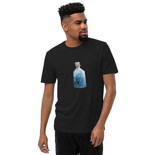 Unisex Recycled T-Shirt - Bottled Glacier