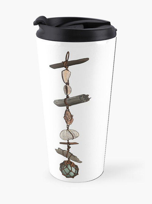 Travel Mug - Nautical Wall Hanging