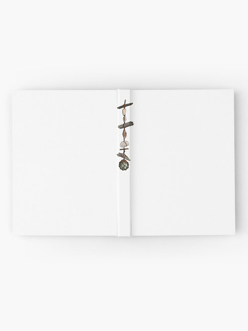 Hardcover Journal - Nautical Wall Hanging