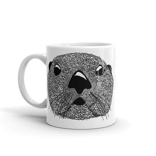 Mug - Squiggly Otter