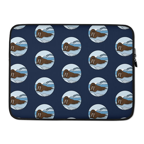 Laptop Sleeve - Walrus