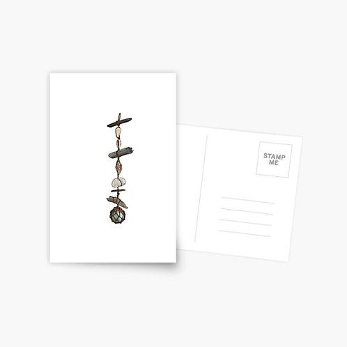 Postcard - Nautical Wall Hanging