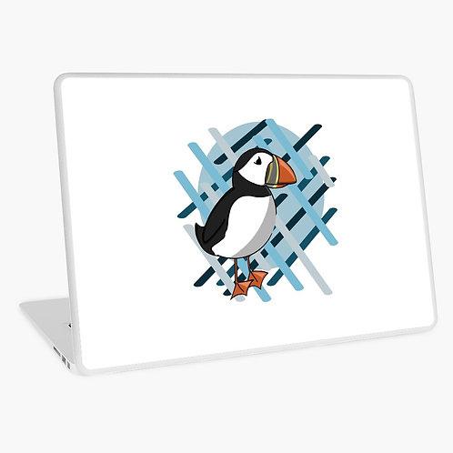 Laptop Skin - AK Puffin