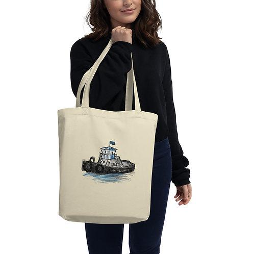 Eco Tote Bag - Tug Boat