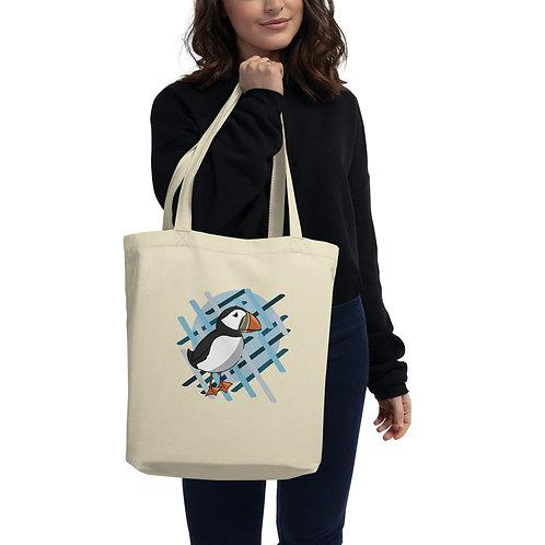Eco Tote Bag - AK Puffin