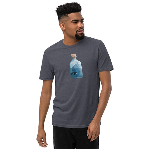 Unisex Recycled T-Shirt - Bottled Glacier