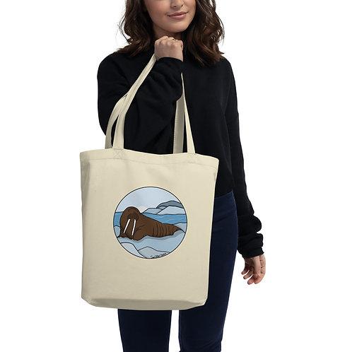 Eco Tote Bag - Walrus