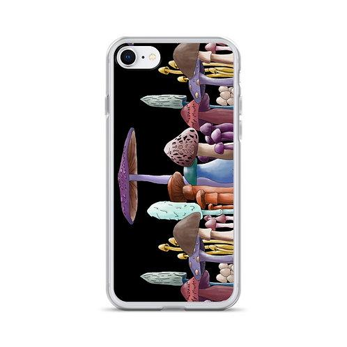 iPhone Case - Mushrooms