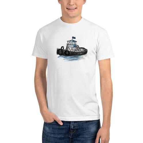 Unisex Sustainable T-Shirt - Tug Boat