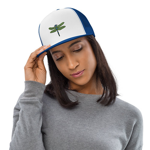 Trucker Cap - Dotted Dragonfly