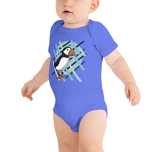 Baby Short Sleeve One Piece - AK Puffin