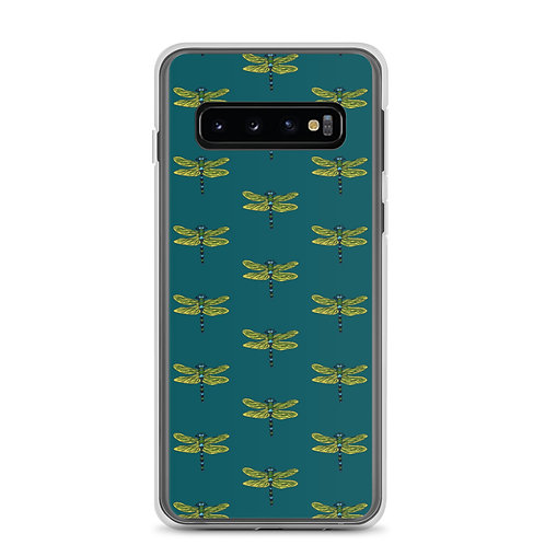 Samsung Case - Dotted Dragonfly