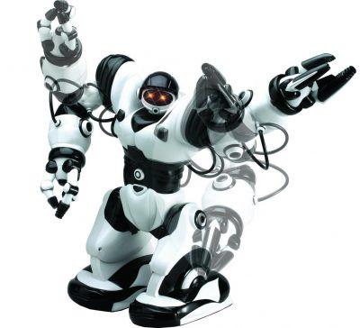 IBM Watson & RoboSapien